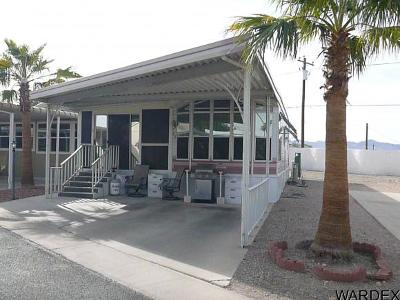 Bullhead City AZ Manufactured Home For Sale: $94,900