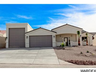 Lake Havasu City Single Family Home For Sale: 2770 Edgewood Dr