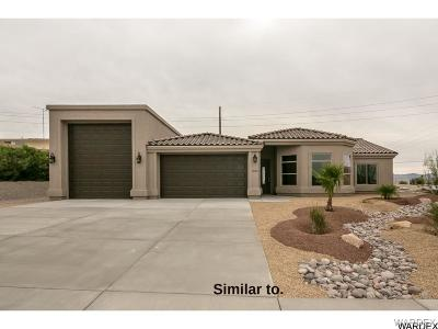 Lake Havasu City Single Family Home For Sale: 3741 Kiowa Blvd S