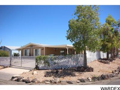 Mohave County Manufactured Home For Sale: 736 Roadrunner Dr
