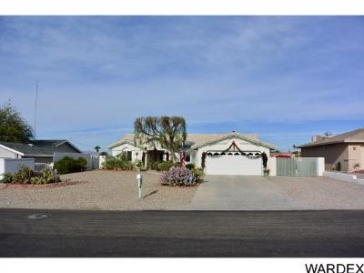 Lake Havasu City Single Family Home For Sale: 3863 Bluegrass Drive