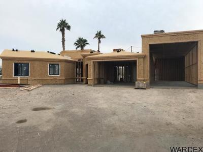 Lake Havasu City Single Family Home For Sale: 2644 Rango Ct