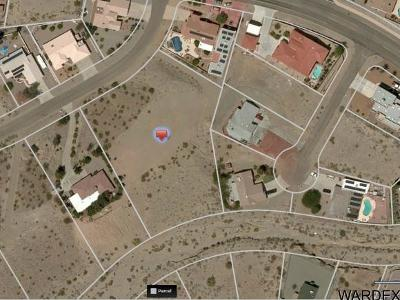 Lake Havasu City Residential Lots & Land For Sale: 3740 N Enduro Dr
