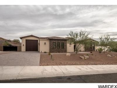 Lake Havasu City Single Family Home For Sale: 2041 Circula De Hacienda