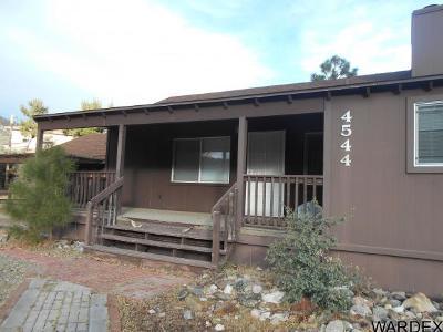 Kingman Single Family Home For Sale: 4544 S Aspen Ln