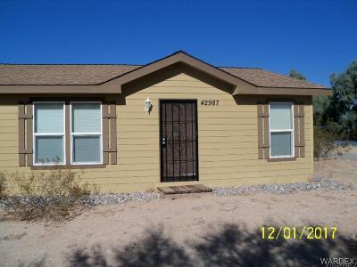 Bouse Manufactured Home For Sale: 42987 Umatilla Dr.