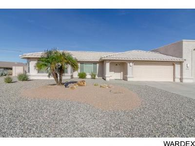 Lake Havasu City Single Family Home For Sale: 2951 Indian Springs Drive