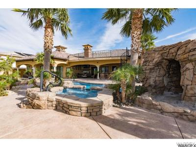 Bullhead City Single Family Home For Sale: 2683 Highview Dr