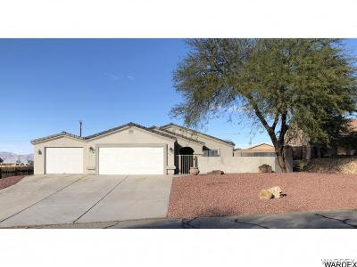 Fort Mohave Single Family Home For Sale: 2021 E Primavera Ln
