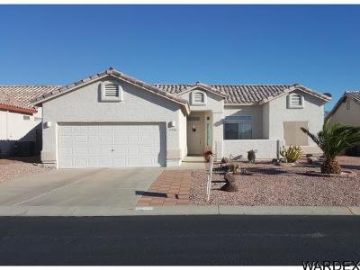 Bullhead City Single Family Home For Sale: 2490 Juneberry Cir