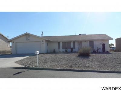 Lake Havasu City Single Family Home For Sale: 2960 N Simitan Dr