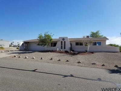 Lake Havasu City Single Family Home For Sale: 2310 Inverness Dr