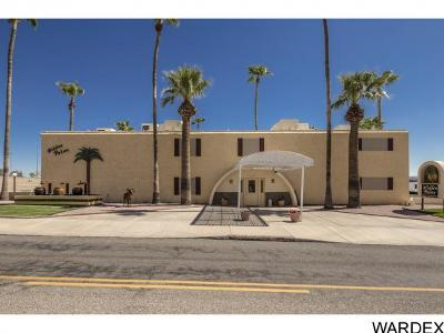 Lake Havasu City Condo/Townhouse For Sale: 2100 Swanson Ave #202
