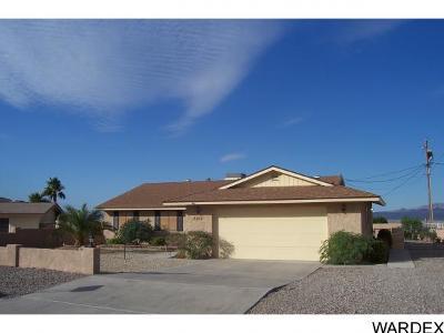 Lake Havasu City Single Family Home For Sale: 1515 Neptune Dr