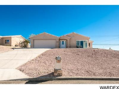 Lake Havasu City Single Family Home For Sale: 2860 Bluewater Dr