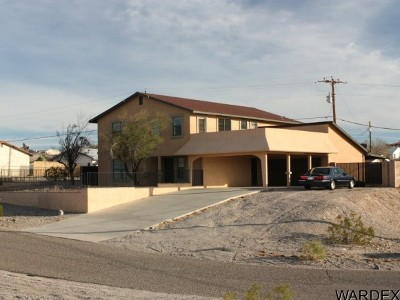 Bullhead City Single Family Home For Sale: 2584 Calle De Mercado