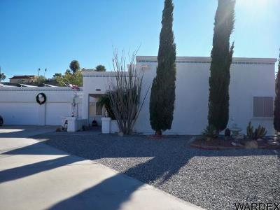 Lake Havasu City Single Family Home For Sale: 3450 Amberwood Bay S