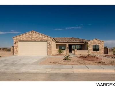 Mohave Valley AZ Single Family Home For Sale: $349,000