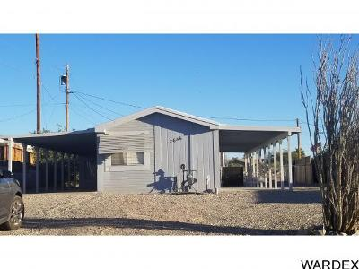 Lake Havasu City Manufactured Home For Sale: 2686 Honeybear Dr