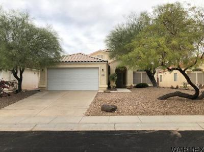 Bullhead City Single Family Home For Sale: 2207 Hijolly Dr