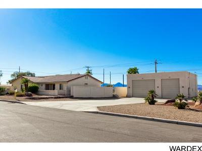 Lake Havasu City Single Family Home For Sale: 885 Mohican Dr.