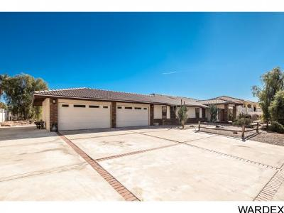 Lake Havasu City Single Family Home For Sale: 2400 Wood Ln