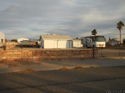 Quartzsite Single Family Home For Sale: 49747 Onyx