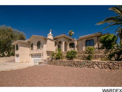 Lake Havasu City Single Family Home For Sale: 2892 Saratoga Ave
