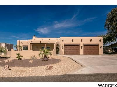 Lake Havasu City Single Family Home For Sale: 3735 Brave Dr