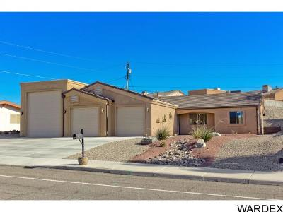 Lake Havasu City Single Family Home For Sale: 3140 Daytona Ave