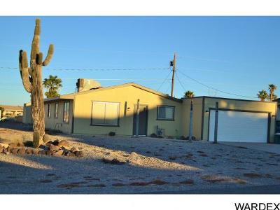 Lake Havasu City Single Family Home For Sale: 3535 Thunderhawk Dr