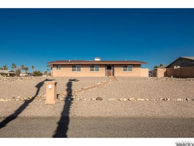 Lake Havasu City Single Family Home For Sale: 320 Cottonwood Dr