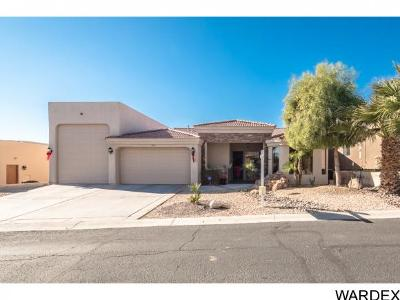 Lake Havasu City Single Family Home For Sale: 1065 Montrose Dr