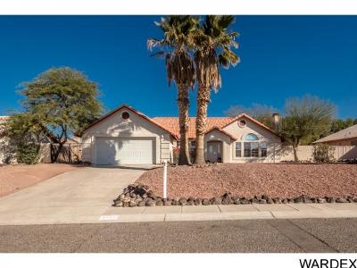 Bullhead City Single Family Home For Sale: 2107 Lariat Dr