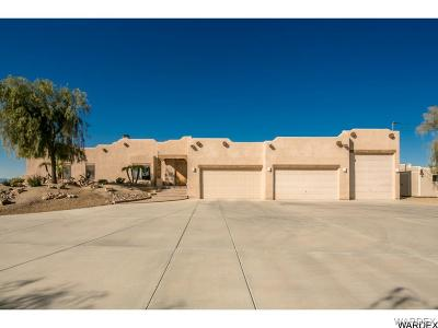 Lake Havasu City Single Family Home For Sale: 3880 Flying Cloud Ln