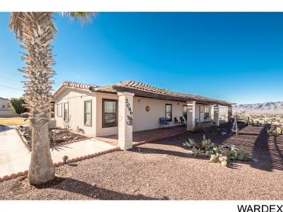 Mohave County Manufactured Home For Sale: 2086 Mullholland Dr