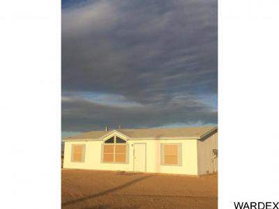 Kingman Manufactured Home For Sale: 10480 N Hidden Meadows Rd