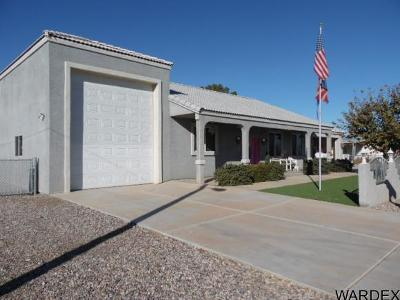 Mohave Valley AZ Single Family Home For Sale: $265,000