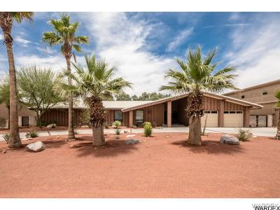 Lake Havasu City Single Family Home For Sale: 261 Jones Dr