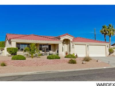 Lake Havasu City Single Family Home For Sale: 2931 War Eagle Dr