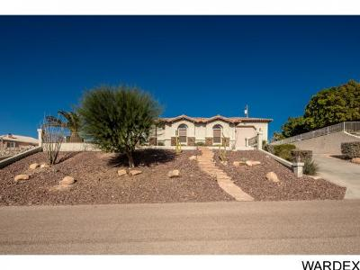 Lake Havasu City Single Family Home For Sale: 2435 Viejo Place