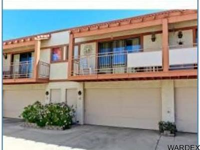 Lake Havasu City Condo/Townhouse For Sale: 2121 Magnolia Dr #12