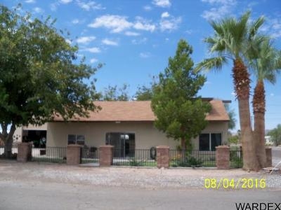 Bouse Single Family Home For Sale: 27950 Stone Ave.