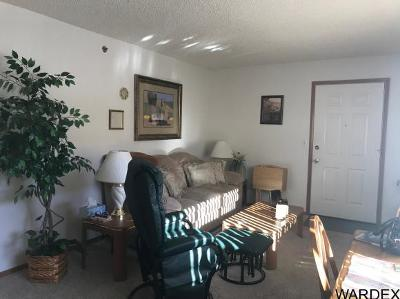 Lake Havasu City Condo/Townhouse For Sale: 2085 Mesquite Ave 76 #76