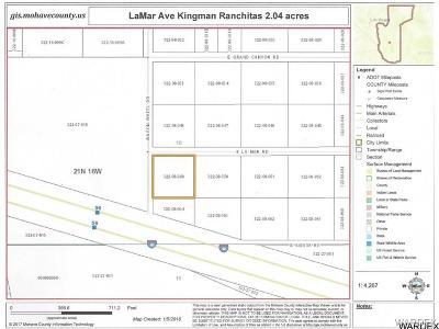 Kingman Residential Lots & Land For Sale: Lamar