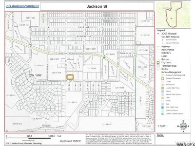 Kingman Residential Lots & Land For Sale: 112 Jackson Street