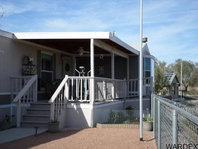 Lake Havasu City Manufactured Home For Sale: 7745 N White Gate Dr