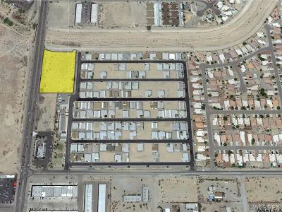 Fort Mohave Residential Lots & Land For Sale: 2.59 Acres On Hwy 95