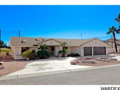 Lake Havasu City Single Family Home For Sale: 2280 Snead Drive