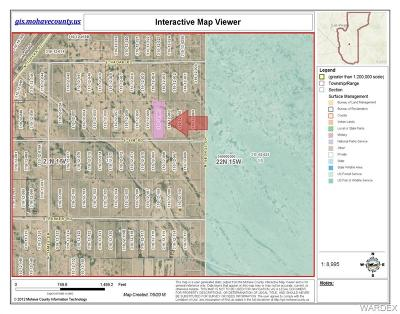 Kingman Residential Lots & Land For Sale: Sim